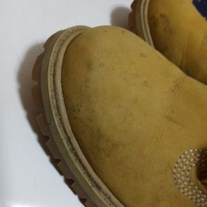 Pre owned Timberland boots junior size5m